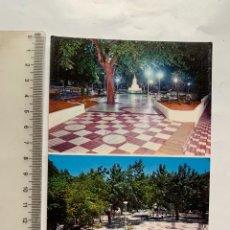 Postales: POSTAL. ONTENIENTE. VALENCIA. PLAZA JOSÉ ANTONIO. FOTO RICARDO GARCIA.. Lote 261986140
