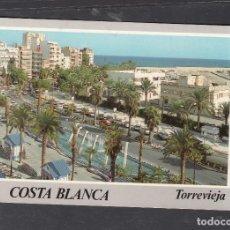 Postales: TORREVIEJA. AVDA. DE LA LIBERTAD. Lote 262282735