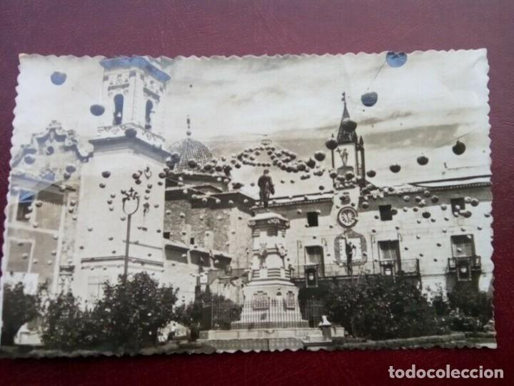 Postales: NOVELDA POSTAL ANTIGUA ,BLANCO Y NEGRO , DIFICIL - Foto 2 - 262748960
