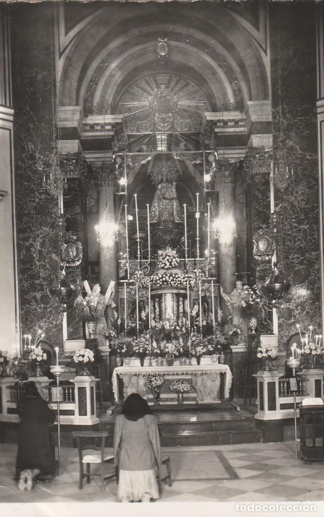 POSTAL - VALENCIA - CAPILLA VIRGEN DE LOS DESAMPARADOS -ED GARCIA GARRABELLA - AÑOS 30 -NUEVA (Postales - España - Comunidad Valenciana Antigua (hasta 1939))