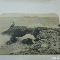 Cartoline: POSTAL VINAROZ , CASTELLON , LOS COSSIS , ORIGINAL - N. Lote 262918170