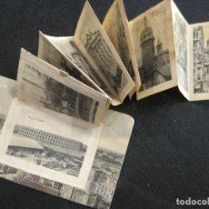 Postales: VALENCIA-POSTAL ANTIGUA CON MUCHAS VISTAS DESPEGABLES-VER FOTOS-(80.662). Lote 262948075