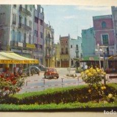 Cartoline: POSTAL VINAROZ -PL.GRAL. JOVELLAR.- SEAT CIRCULADA SIN SELLO¡¡¡ CM. Lote 263215380