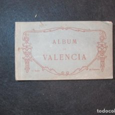Postales: VALENCIA-BLOC CON 18 DE 20 POSTALES ANTIGUAS-THOMAS-VER FOTOS-(80.899). Lote 264445884