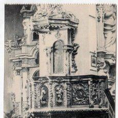 Postales: FESTEJOS S MIGUEL ARCÁNGEL RUZAFA VALENCIA 6 PÚLPITO PARROQUIA 1921 COCINA JUAN SALA GRAFOS GREGOYRE. Lote 265210394