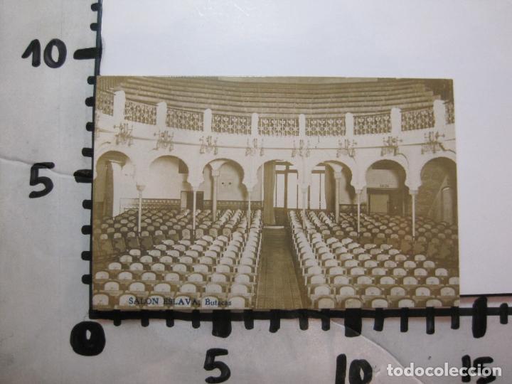 Postales: VALENCIA-SALON ESLAVA-BUTACAS-FOTOGRAFICA S.B.S.-POSTAL ANTIGUA-VER FOTOS-(81.230) - Foto 8 - 266784439