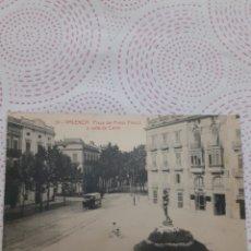 Postales: POSTAL ANTIGUA BLANCO Y NEGRO VALENCIA. Lote 267282864
