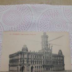 Postales: POSTAL ANTIGUA BLANCO Y NEGRO VALENCIA. Lote 267282979