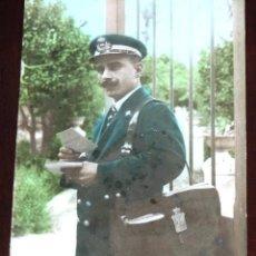 Postales: FOTO POSTAL DE CARTERO, ED. SOR. DE A. FABERT, VALENCIA, NO CIRCULADA, ESCRITA.. Lote 267893909