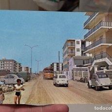 Postales: TABERNES VALLDIGNA ED TIO JUAN 1 ESCRITA COCHES CLÁSICOS ANIMADA. Lote 268876864