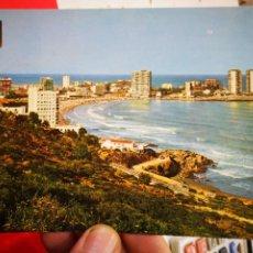 Postales: POSTAL OROPESA DEL MAR CASTELLÓN VISTA PANORÁMICA N 75 COMAS ALDEA 1972 ESCRITA Y SELLADA. Lote 268940284