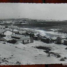 Postales: FOTO POSTAL DE ALICANTE, PLAYA DE ALBUFERETA, N. 41, CLICHE LOPEZ EGEA, NO CIRCULADA, ESCRITA.. Lote 269336498