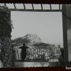 Postales: FOTO POSTAL DE ALICANTE, MIRADOR DEL CASTILLO DE SAN FERNANDO, N. 26, ED. GARCIA GARRABELLA, NO CIRC. Lote 269336628