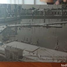 Postales: POSTAL VALENCIA, EXPOSICIÓN REGIONAL, SIN CIRCULAR, ORIGINAL Y BUEN ESTADO. Lote 269495968