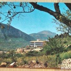 Cartes Postales: BARIG - VALENCIA - HOSTAL MONTE MONDUBER. Lote 269576543