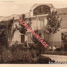 Postales: ALICANTE COLONIA DE SANTA EULALIA ( ENTRE SAX Y VILLENA ) CASA PRINCIPAL. Lote 269580218
