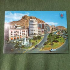 Postales: POSTAL DE ALICANTE - PLAZA DEL MAR - BONITAS VISTAS - LA DE LA FOTO VER TODAS MIS POSTALES. Lote 269623343