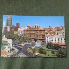 Postales: POSTAL DE ALICANTE - PLAZA DEL MAR - BONITAS VISTAS - LA DE LA FOTO VER TODAS MIS POSTALES. Lote 269623488