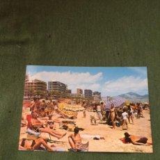 Postales: POSTAL DE ALICANTE - PLAYA DE SAN JUAN - BONITAS VISTAS - LA DE LA FOTO VER TODAS MIS POSTALES. Lote 269625358