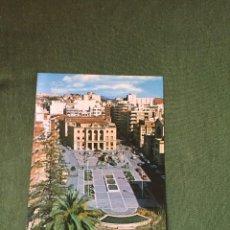 Postales: POSTAL DE ALICANTE - PLAZA DE LA MONTAÑETA - BONITAS VISTAS -LA DE LA FOTO VER TODAS MIS POSTALES. Lote 269643613