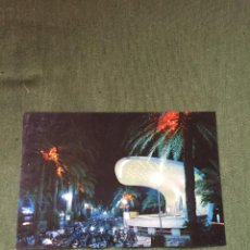Postales: POSTAL DE ALICANTE - AUDITORIUM - BONITAS VISTAS -LA DE LA FOTO VER TODAS MIS POSTALES. Lote 269644258