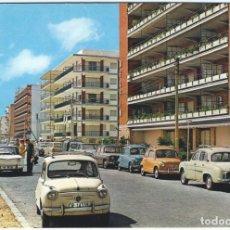 Postales: PLAYA - GANDÍA (1968). Lote 269736208