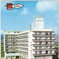 Postales: HOTEL SAFARI - GANDÍA (1965). Lote 269736313