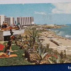 Postales: POSTAL Nº 73 ( TORREMOLINOS - PLAYA FUENTE DE LA SALUD ) EDICIONES DOMINGUEZ - FISA. Lote 269751833