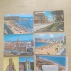 Postales: LOTE DE POSTALES ANTIGUAS DEL LEVANTE. Lote 269807643