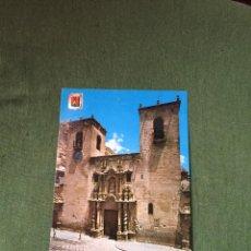 Cartes Postales: POSTAL DE ALICANTE - PARROQUIA DE SANTA MARIA -LA DE LA FOTO VER TODAS MIS POSTALES. Lote 270003103