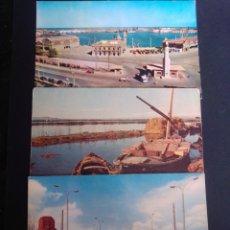 Postales: LOTE DE 7 POSTALES DE VALENCIA.. Lote 270098793
