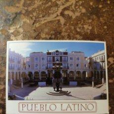 Postales: POSTAL PUEBLO LATINO (VEGA BAJA, ALICANTE). Lote 270406988