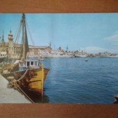 Postales: VALENCIA - PUERTO (ESCRITA Y CIRCULADA). Lote 270552023