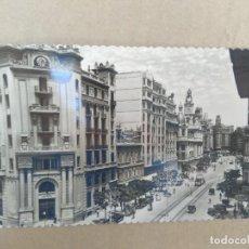 Postales: POSTAL 5 VALENCIA, AVENIDA MARQUES DE SOTELO. Lote 270910538