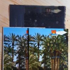 Postales: ELCHE Nº 3271 PALMERAL IMPERIAL / POSTAL , PRUEBA DE COLOR Y NEGATIVOS / EDICIONES PERGAMINO. Lote 276087113
