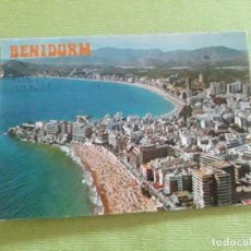 Postales: Nº 149 - BENIDORM (ESPAÑA) - VISTA AÉREA. Lote 276147573