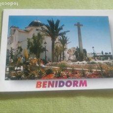 Postales: BENIDORM - Nº 116 - PLAZA DE LA SEÑORÍA - AÑO 2000. Lote 276398533