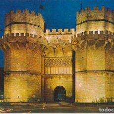 Postales: VALENCIA TORRES DE SERRANOS 1980 POSTAL CIRCULADA. Lote 277022918