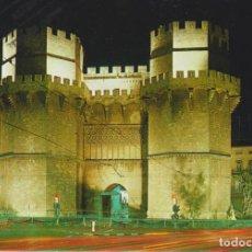 Postales: VALENCIA TORRES DE SERRANOS 1980 POSTAL CIRCULADA. Lote 277023168