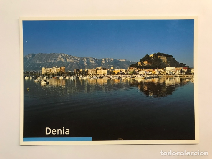 DENIA (ALICANTE) POSTAL 394.1, TRIANGLE POSTALS. FOTO JORDI PUIG….., S/C (Postales - España - Comunidad Valenciana Moderna (desde 1940))