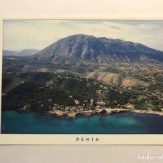 Postales: DENIA (ALICANTE) POSTAL 286.1, LAS ROTAS Y EL MONTGO. TRIANGLE POSTALS. FOTO JAUME SERRAT ….., S/C. Lote 277196373