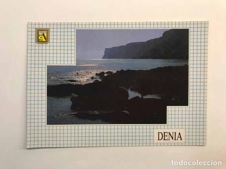 DENIA. POSTAL NO.215, LAS ROTAS. EDIC., ESCUDO DE ORO (H.1960?) S/C (Postales - España - Comunidad Valenciana Moderna (desde 1940))