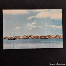 Postales: POSTAL TORREVIEJA. VISTA DESDE EL PUERTO DE LA SAL (ALICANTE). ESCRITA 1966. MARTINEZ 1960 RARA. Lote 277256213