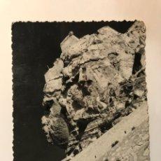 Postales: ALICANTE. POSTAL FOTOGRÁFICA SANCHEZ, NO.81, CASTILLO DE SANTA BÁRBARA (H.1950/60?) S/C. Lote 277306403