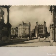 Postales: VALENCIA, POSTAL ANIMADA NO.30, PUENTE DEL MAR Y PLAZA DE AMERICA ., EDIC., HELIOTOPIA ARTÍSTICA. Lote 277563363