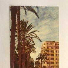 Postales: VALENCIA, POSTAL NO.12, AVENIDA DE MARIANO ASER.. EDIC., JDP (H.1960?) S/C. Lote 277586328