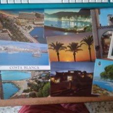 Postales: LOTE 30 POSTALES DE ALICANTE. Lote 277586753