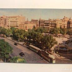 Postales: VALENCIA, POSTAL NO.28, PLAZA DEL CAUDILLO.. EDIC., JDP, FOTOCOLOR MANEN (H.1960?) S/C. Lote 277587408