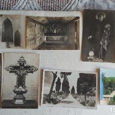 Postales: R-152.- LOTE DE -- 8 -- POSTALES DE ,GANDIA, CARCAGENTE Y ONTENIENTE , VER FOTOS DE TODAS ELLAS. Lote 277651003
