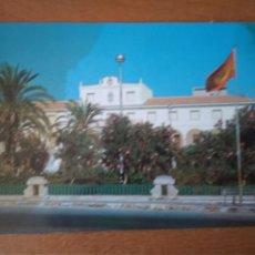 Postales: GUARDAMAR DEL SEGURA (ALICANTE) - AYUNTAMIENTO. PLAZA DEL CAUDILLO. Lote 278185138